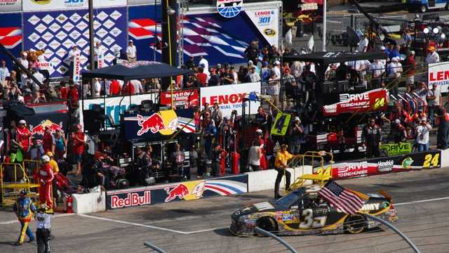 10. New Hampshire Motor Speedway - Loudon