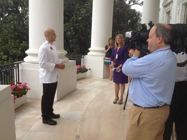 White House Chef Sam Kass