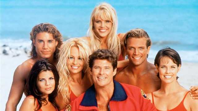 Baywatch cast photo