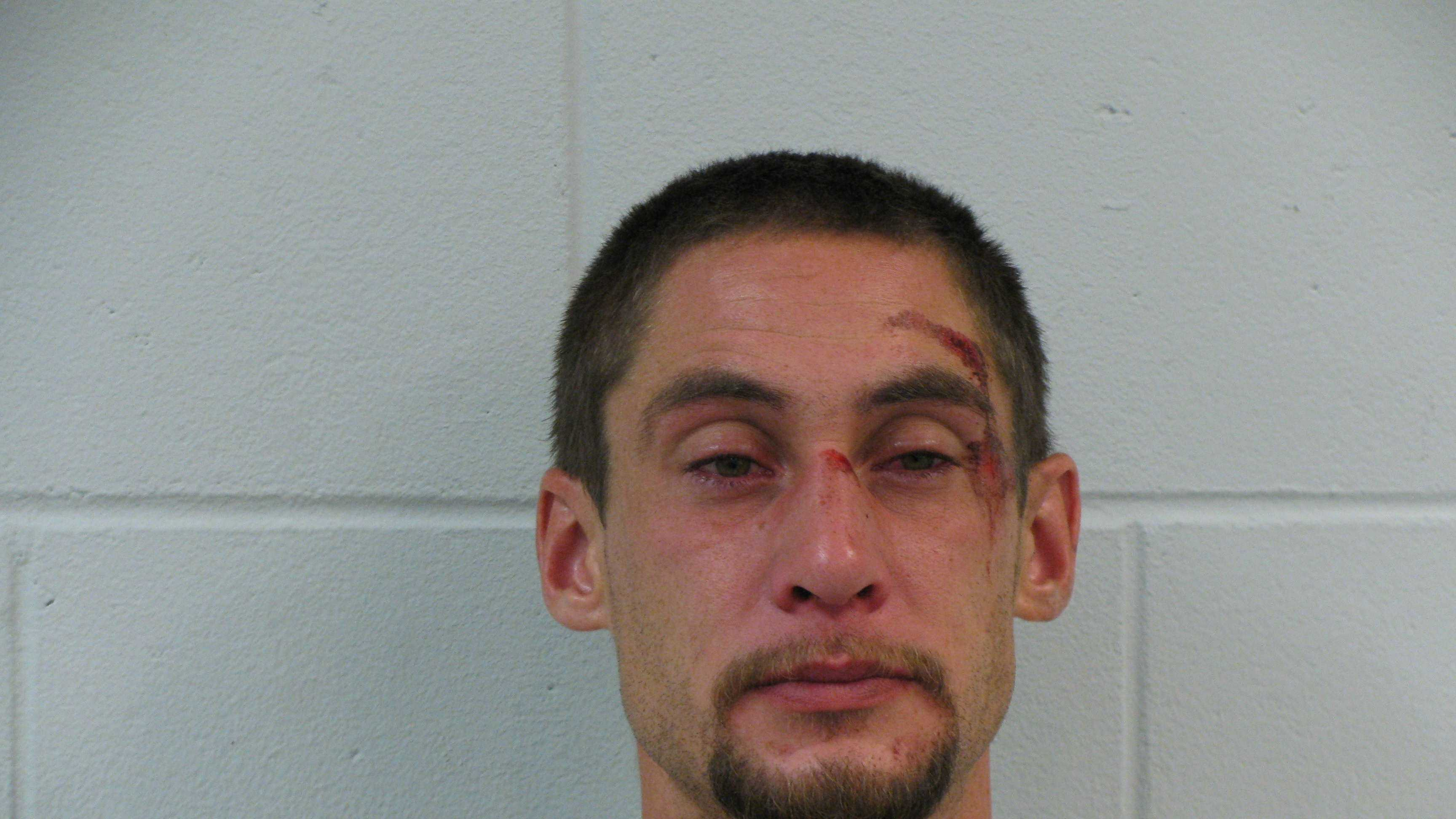 Scott Ibelle is accused of stealing a Keene fire vehicle.