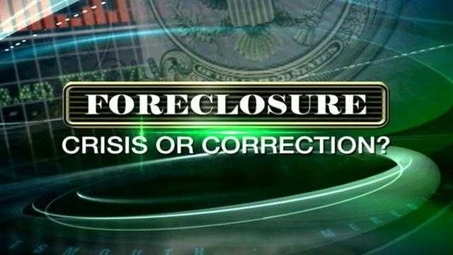 A special report on foreclosures in New Hampshire, and how families are coping.