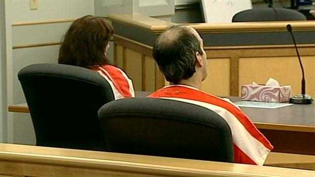 Couple accused of neglecting 80-year-old woman