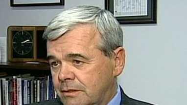 Manchester Superintendent Dr. Tom Brennan