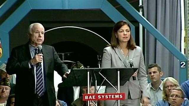 John McCain, Kelly Ayotte