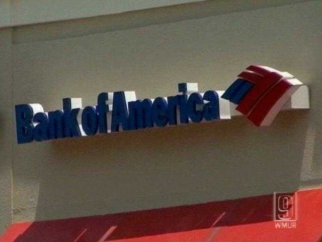 No. 3: Bank of America ATMs -- $278,080