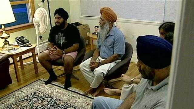A local Sikh community says they're shocked by Sunday's shooting in Wisconsin.
