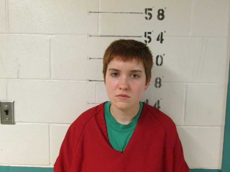 Aliza Kenny, charged with two counts of sale of marijuana.