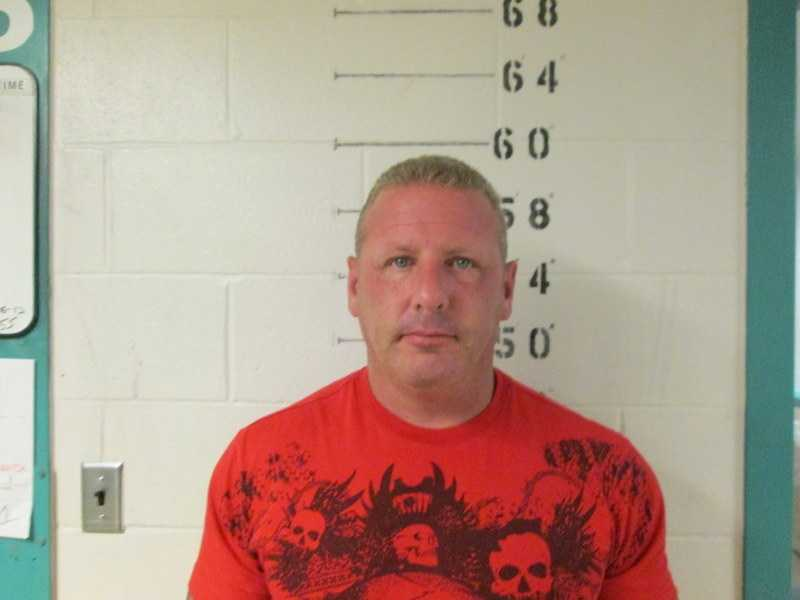 Frank Powers, charged with sale of oxycodone.
