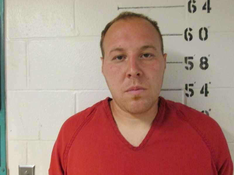Gregory Pacheco, charged with sale of marijuana.