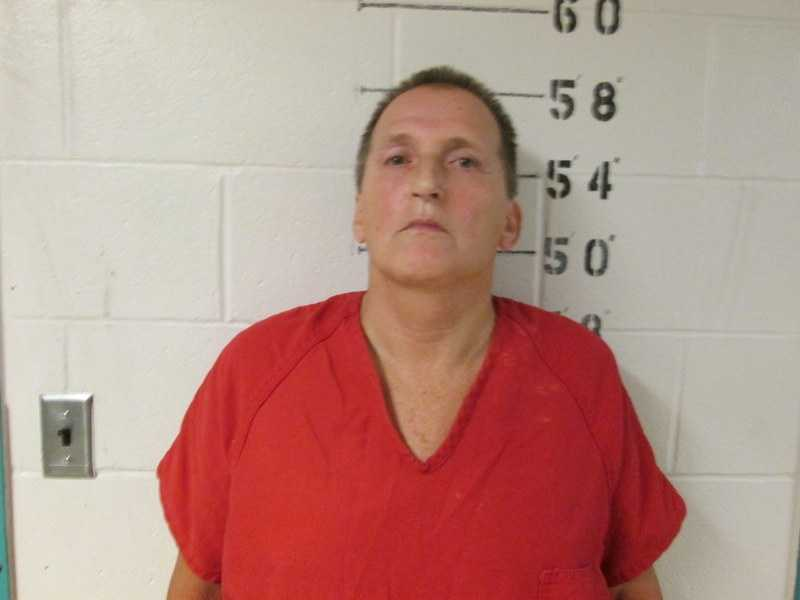 Harvey Page, charged with sale of alprazolam and oxycodone.