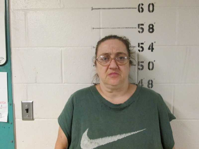 Sharon Norton, charged with sale of a purported drug.