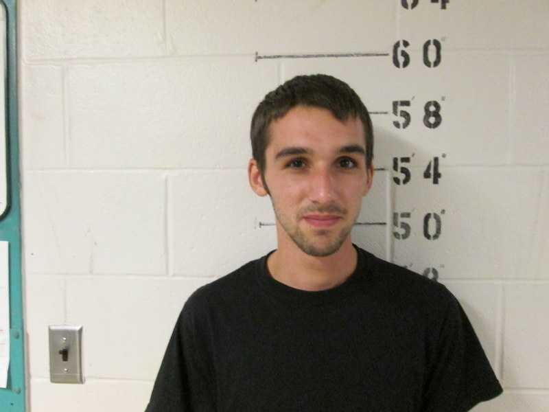 Tyler Sadler, charged with three counts of sale of oxycodone.