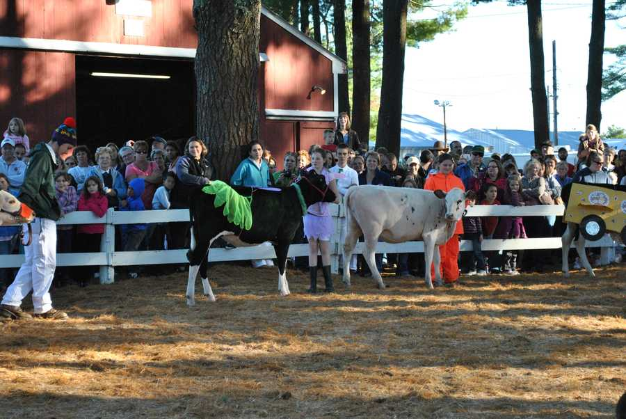 The Deerfield Fair is being held Sept. 27-30.