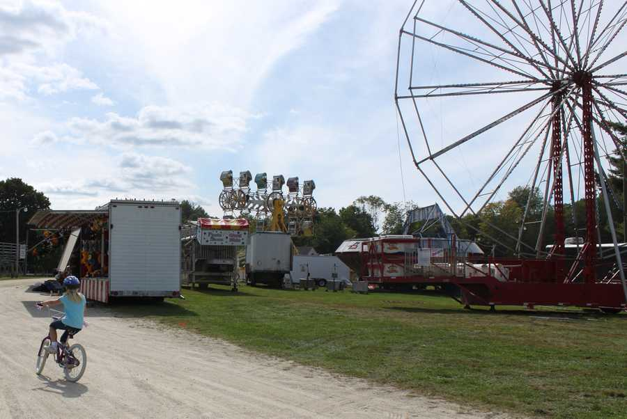 TheHillsborough County Agricultural Fair is being held Sept. 7-9.