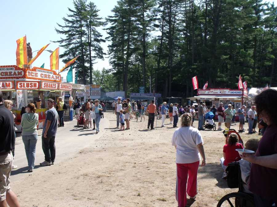 The Hopkinton State Fair is being held Aug. 30-Sept. 3.