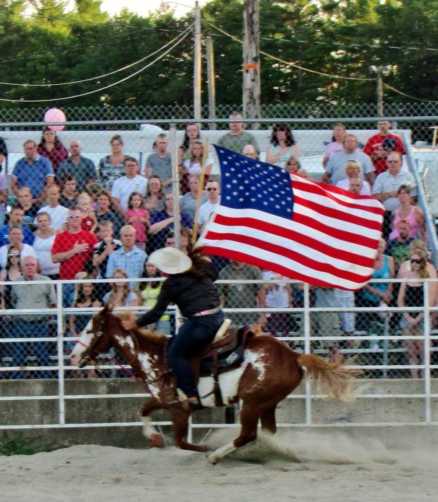 The North Haverhill Fair was held from July 25-29.