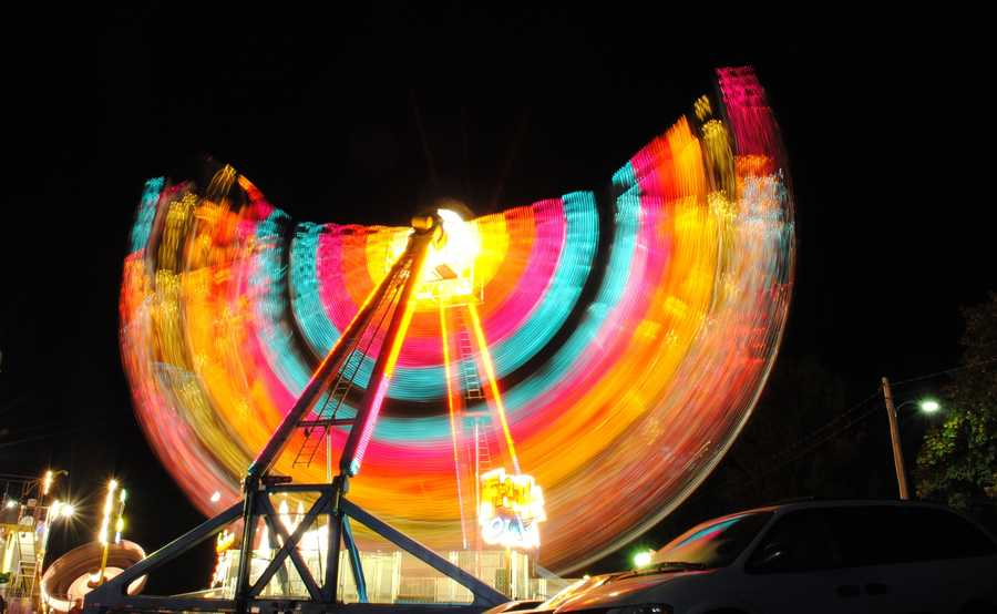 The Rochester Fair is being held Sept. 14-23.