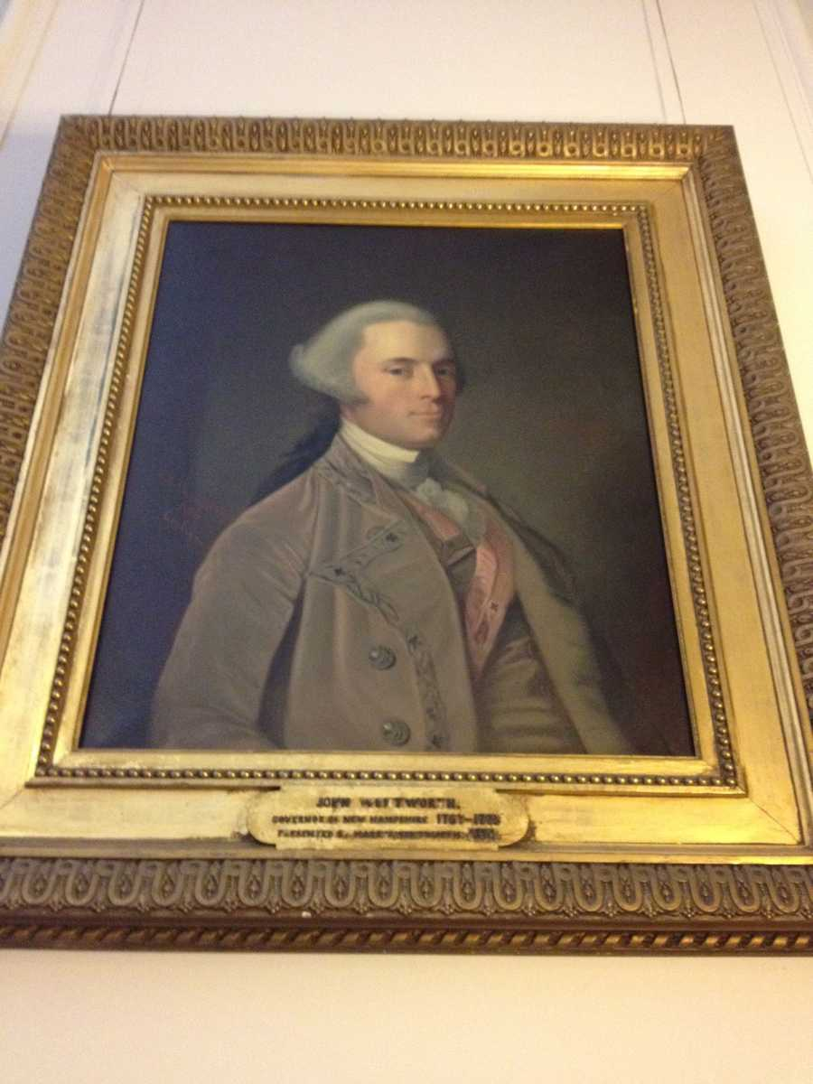 John Wentworth, Governor of the Province of New Hampshire (1767-1775)