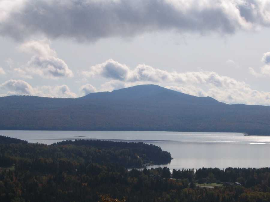 No. 14 (tie): First Connecticut Lake in Pittsburg