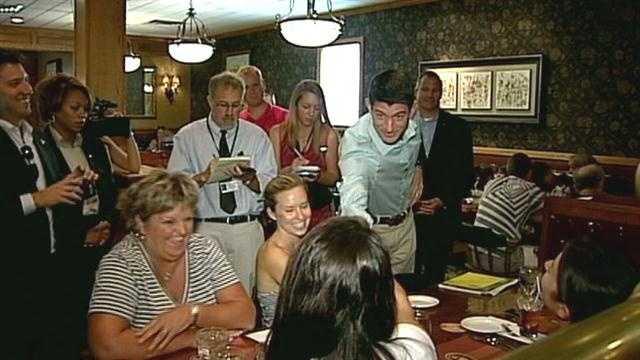 Paul Ryan returns to New Hampshire