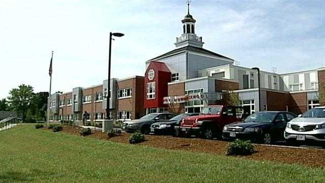 Concord dedicates new schools