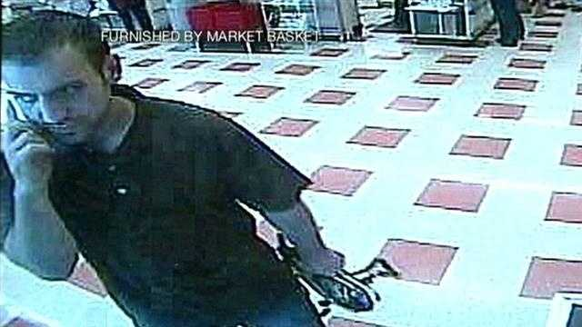 Market Basket Purse Theft