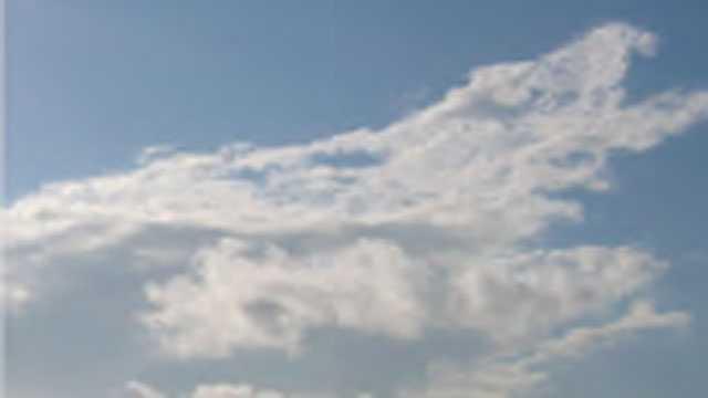Altocumulus cloud (M6)