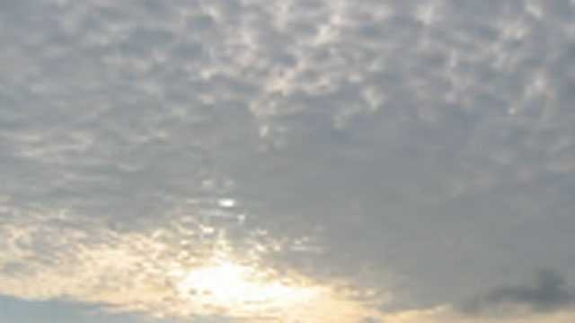 Altocumulus cloud (M7)