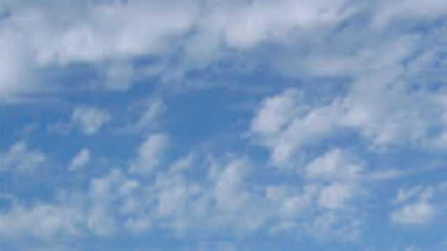 Altocumulus cloud (M8)