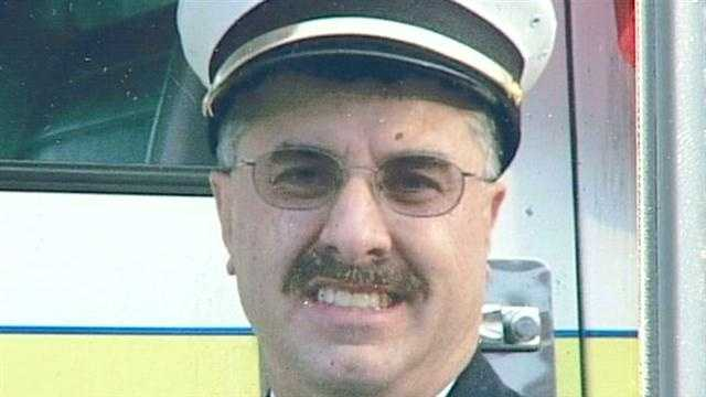 Hopkinton Fire Chief Richard Schaefer remembered