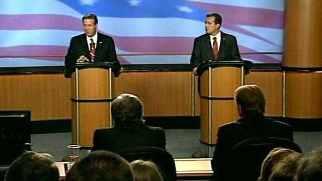 Report Card: Republican governor's debate