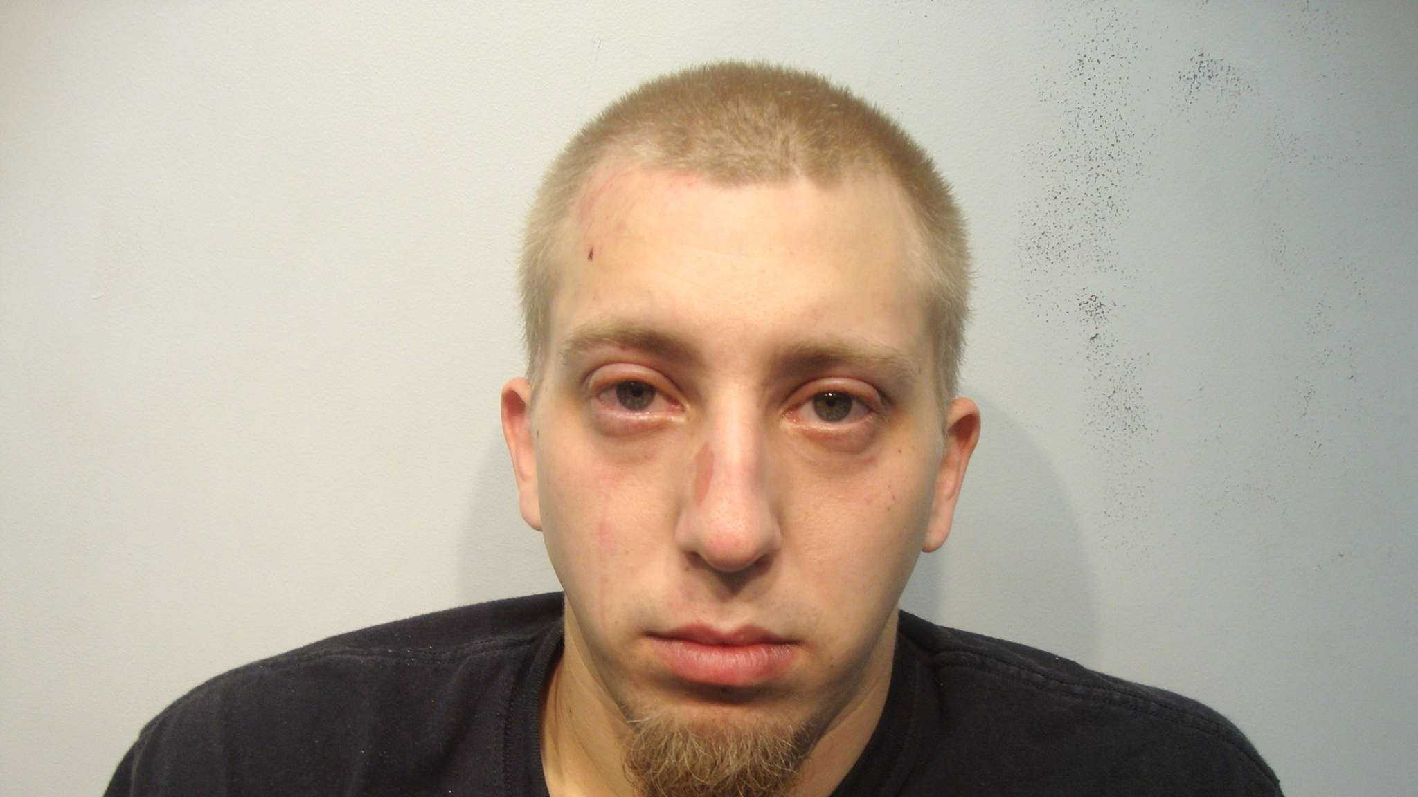Michael Stringer led police on a chase before crashing into a house in Rochester early Saturday, say police.