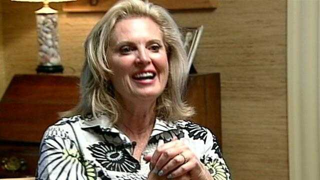 Ann Romney talks life outside of politics after Granite State event.
