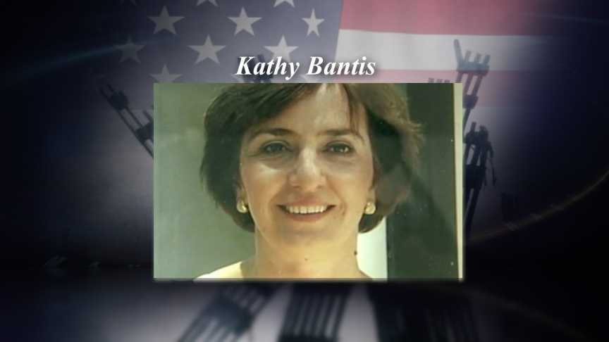 Kathy Bantis, 44, of Chicago, graduated from Central High School in Manchester in 1975. She worked for an insurance, securities, and consulting company that had offices in the Twin Towers.