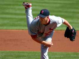 St. Louis Cardinals starting pitcher Chris Carpenter was raised in Exeter, N.H.