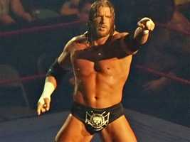 Professional wrestler Triple H (real name: Paul Levesque) was born in Nashua, N.H.