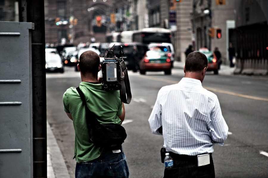 6) Editors/Writers/Media Workers