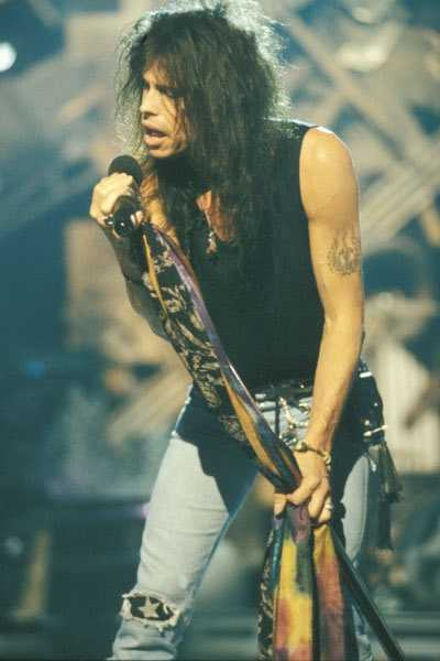 Aerosmith frontman Steven Tyler is not from New Hampshire, but does have a home on Lake Sunapee.