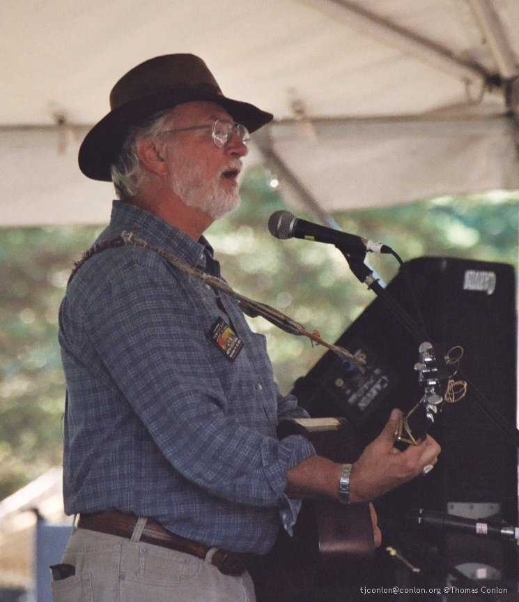 Bill Staines is a folk music artist. He was born in Medford, Mass., in 1947, and currently lives in the Seacoast area of New Hampshire.