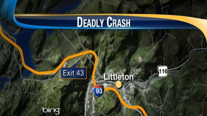 Lisbon man killed in accident on I-93