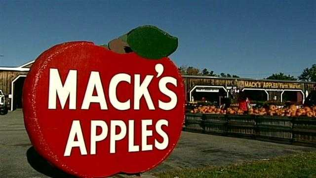 Orchard increases security after apple thefts