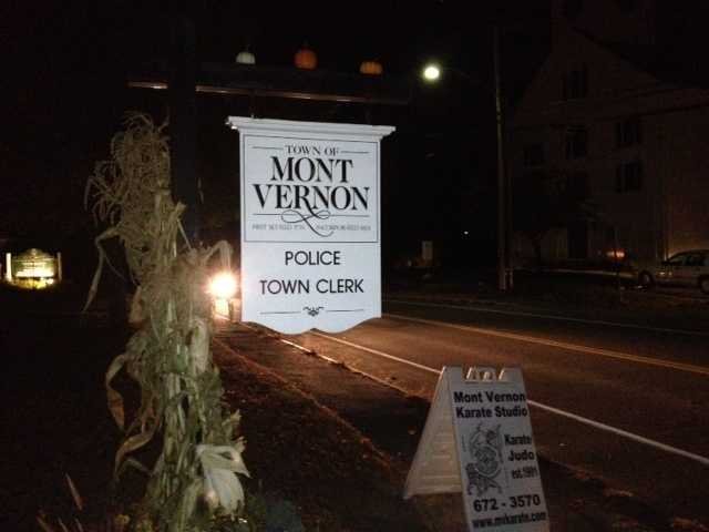 For the second time in a matter of years, police in Mont Vernon are investigating an armed home invasion.