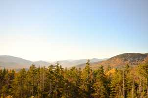 But, The Kancamagus Highway was by far the No. 1 choice to view some majestic shots of foliage, like this one.