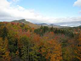 Please enjoy a few more photos from The Kancamagus Highway.