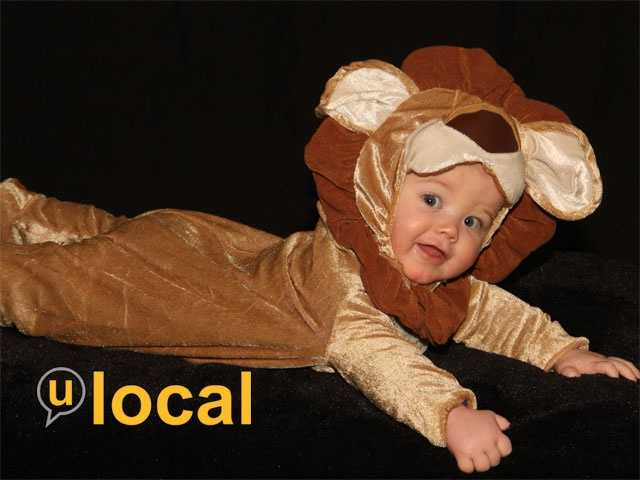 October is here, which means Halloween is around the corner. It's time to start thinking of some costume ideas for your kids.You could stick with the basics, like a lion.