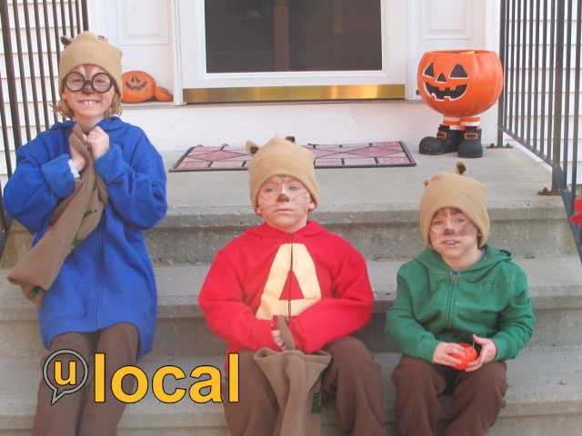 Alvin and the Chipmunks.  sc 1 st  WMUR.com & 50 Halloween costume ideas for kids