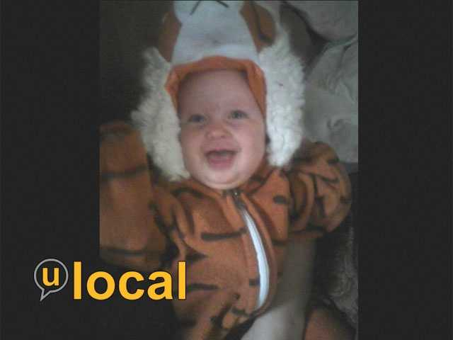 Or a tiger could work, too.Need any other ideas? Click through this slideshow to view other potential Halloween costumes.