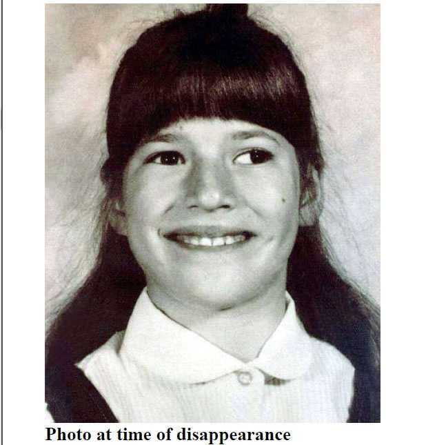 Tammy Lynn Belanger (Born Feb. 24, 1976) was 8 years old when she first went missing from Exeter, N.H., on Nov. 13, 1984. She has brown hair and brown eyes.