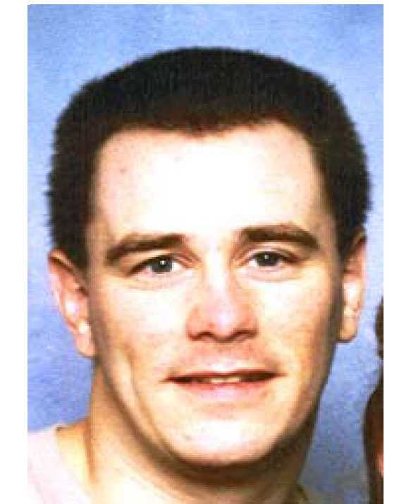 """Blain Hector (born 04/22/1971) was 30 when he went missing on Dec. 24, 2001. He is described as 6'2"""" tall and 190 pounds with a light complexion.He was last seen running into the woods behind his father's home after police pulled into the driveway investigating a stolen vehicle. His family described him as an avid outdoorsman.Anyone with information is asked to call 603-271-2663."""