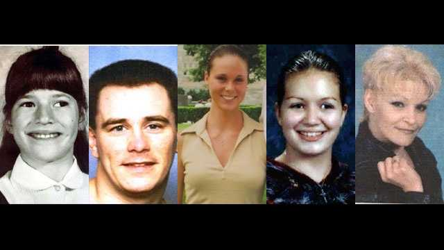 Anyone with information on any of these featured cases is asked to call the National Center for Missing & Exploited Children at 1-800-THE-LOST or the New Hampshire State Police Missing Persons Unit at (603)-271-2663.